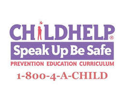 Childhelp! Speak Up Be Safe