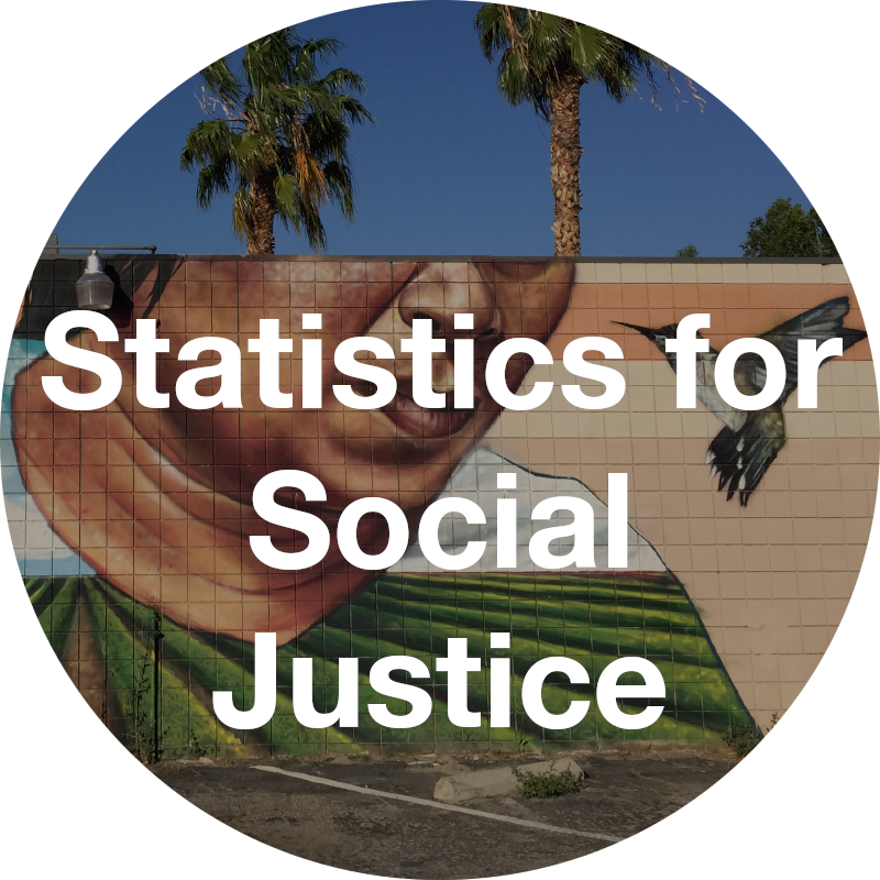 Statistics for Social Justice