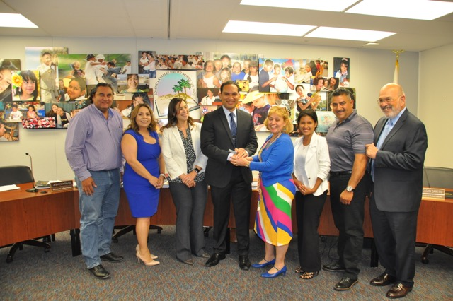 APPOINTMENT OF COACHELLA VALLEY UNIFIED SCHOOL DISTRICT SUPERINTENDENT