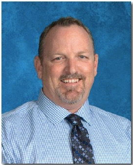 Las Palmitas Elementary School Principal, Michael Williams