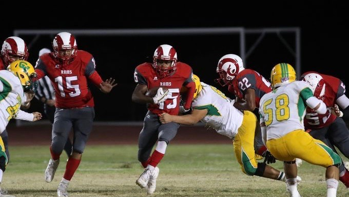 Desert Mirage High School Running Back